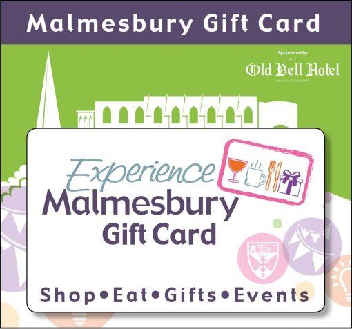 Experience Malmesbury Gift Card